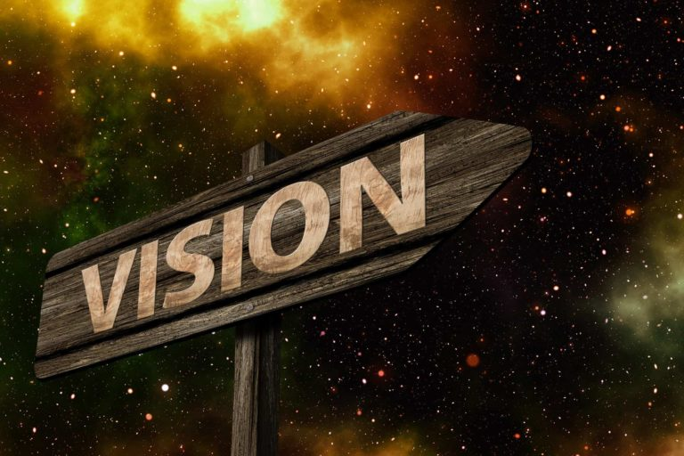 Creating visions boards