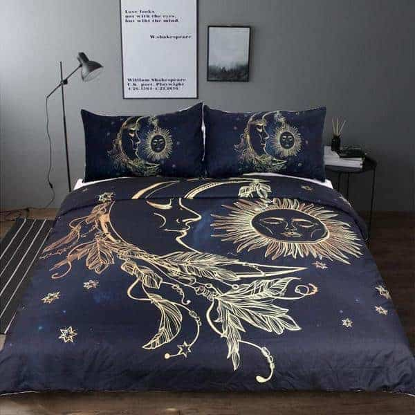 Cosmos Sun and Moon