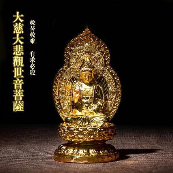 Statues, Stupas & Shrines