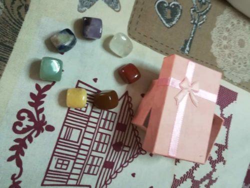 7 Chakra Tumbled Crystal Stones photo review