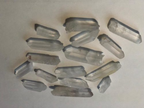 100g Clear Quartz Crystal Wands photo review